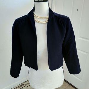 Lang originals vintage crop blazer size small